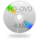 HDDVD RAM Icon