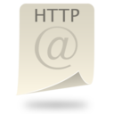 128x128px size png icon of HTTP