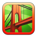128x128px size png icon of Bridge Constructor
