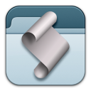 128x128px size png icon of FolderActionsSetup 2