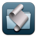 128x128px size png icon of FolderActionsSetup