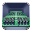 128x128px size png icon of Memory Scope