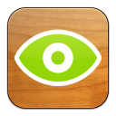 128x128px size png icon of Quick Look Droplet