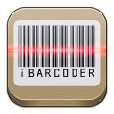 128x128px size png icon of iBarcoder