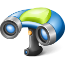 128x128px size png icon of 3D scanner
