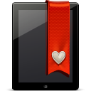 128x128px size png icon of Bookmark