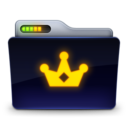 128x128px size png icon of Crown