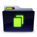 128x128px size png icon of Documents 2
