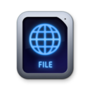128x128px size png icon of File