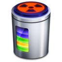 128x128px size png icon of Full Trash