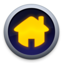 128x128px size png icon of Home (Alternate)