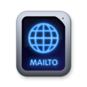 128x128px size png icon of Mailto