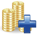 Additional money Icon