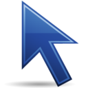 128x128px size png icon of Pointer