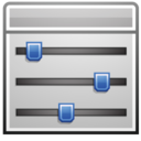 128x128px size png icon of Preferences