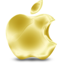 128x128px size png icon of Gold