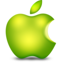 Simple Apple Icon