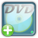 128x128px size png icon of dvd rw drive