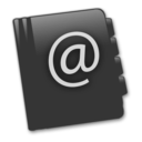 128x128px size png icon of AdressBook