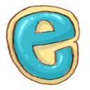 128x128px size png icon of Hp IE