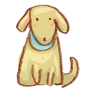 128x128px size png icon of Hp dog