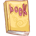 128x128px size png icon of Hp ebook