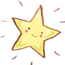 128x128px size png icon of Hp fav star