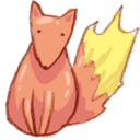 128x128px size png icon of Hp firefox