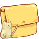128x128px size png icon of Hp folder cat