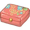 128x128px size png icon of Hp personal storage box