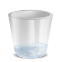128x128px size png icon of HeavenLess TrashEmpty