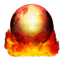 128x128px size png icon of Hell Networking