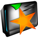 128x128px size png icon of Folder favorite