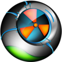128x128px size png icon of Nuclear