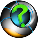 128x128px size png icon of Orb question