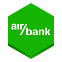 128x128px size png icon of airbank