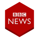 128x128px size png icon of bbc news