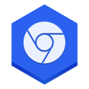 128x128px size png icon of chrome 2