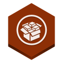 128x128px size png icon of cydia