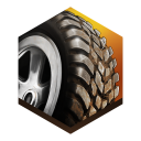 128x128px size png icon of game Reckless Racing 2