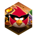 128x128px size png icon of game angry birds. spacepng