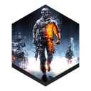 128x128px size png icon of game battlefield