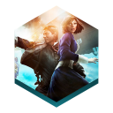 128x128px size png icon of game bioshock infinite
