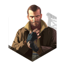 game gta iv Icon