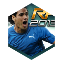 128x128px size png icon of game real football 2013