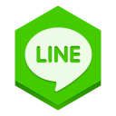128x128px size png icon of line