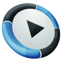 128x128px size png icon of Media Player