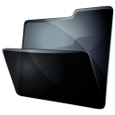 128x128px size png icon of Folder Grey