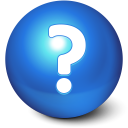 128x128px size png icon of Cute Ball Help