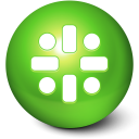 128x128px size png icon of Cute Ball Reboot